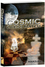 Cosmic Chess Match by L.A. Marzulli
